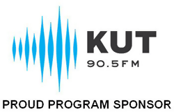 KUT 90.5FM Proud Program Sponsor