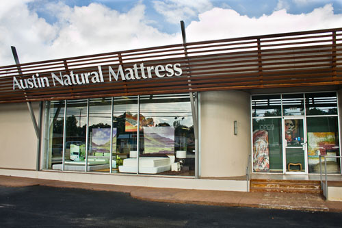 Austin Natural Mattress - Central (Burnet & Anderson) storefront photo