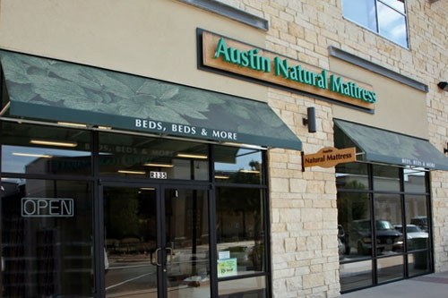 Austin Natural Mattress - West (Bee Cave) storefront photo
