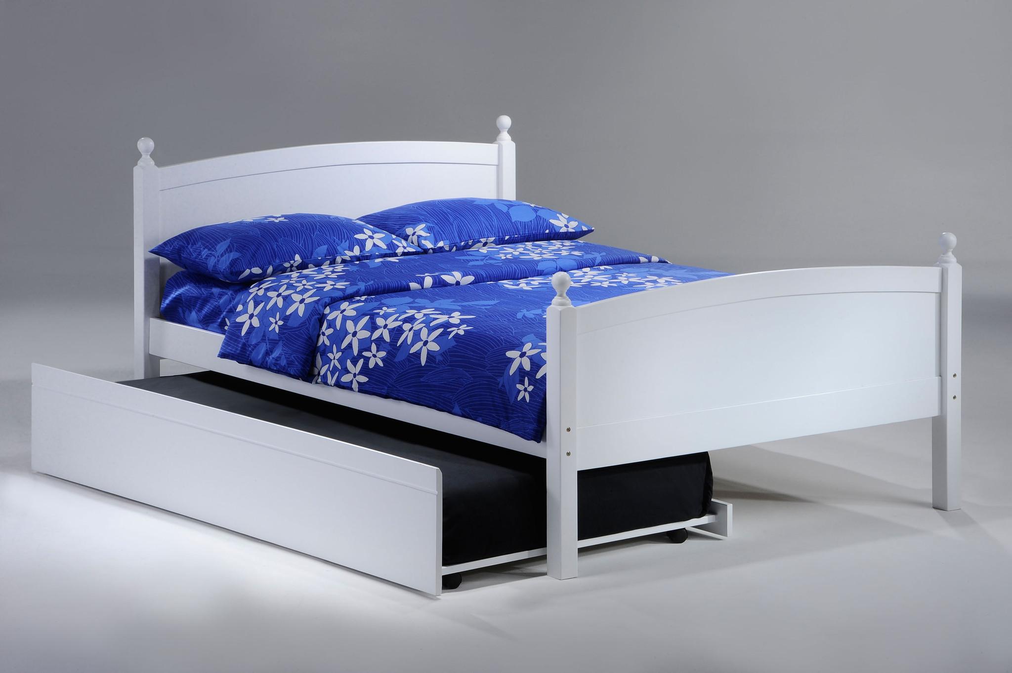 Licorice Bed · Austin Natural Mattress
