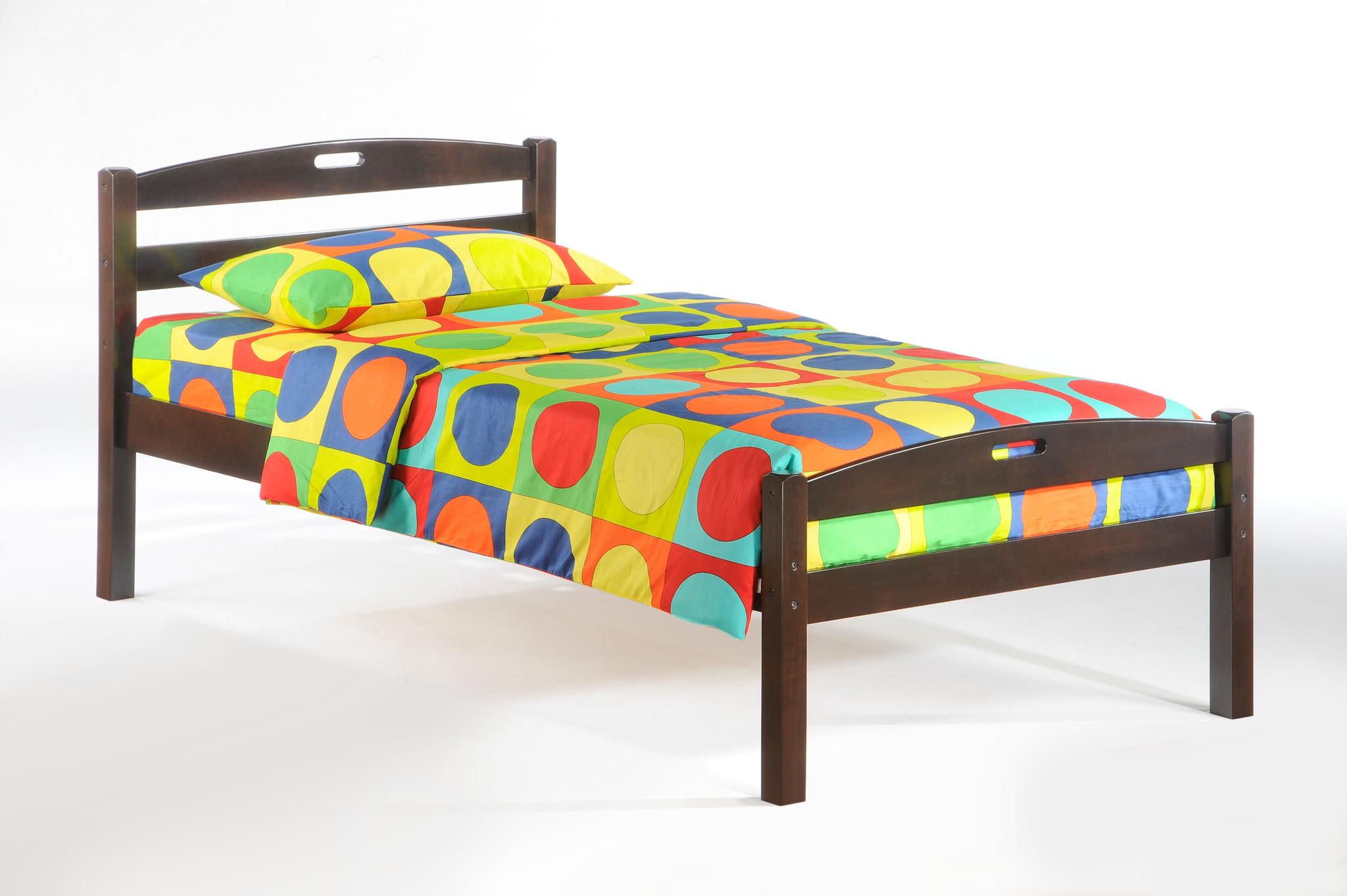 Sesame Bed · Austin Natural Mattress