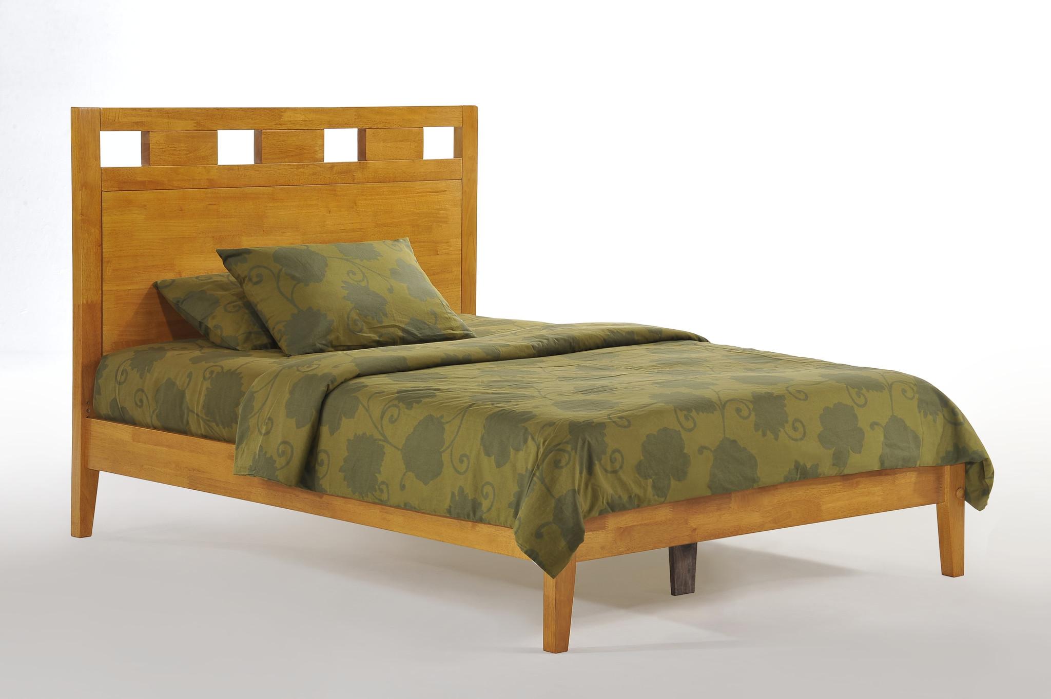 Tamarind Bed Dual Series · Austin Natural Mattress