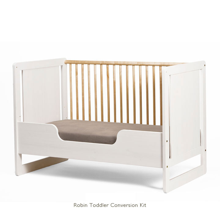 Traditional Mattress Vs Memory Foam Robin Toddler Bed Conversion Kit · Austin Natural Mattress