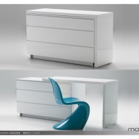 savvy double dresser white high gloss extension ergo chair mobital.jpg