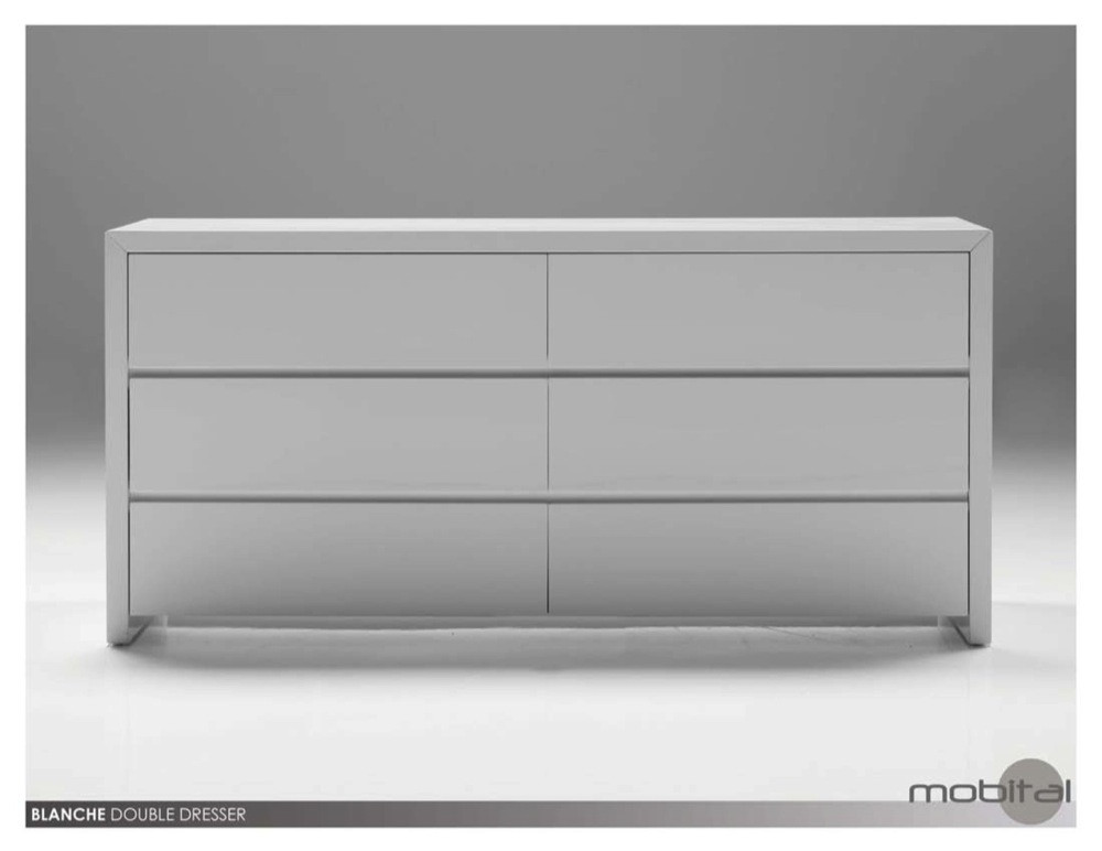 Blanche Double Dresser · Austin Natural Mattress