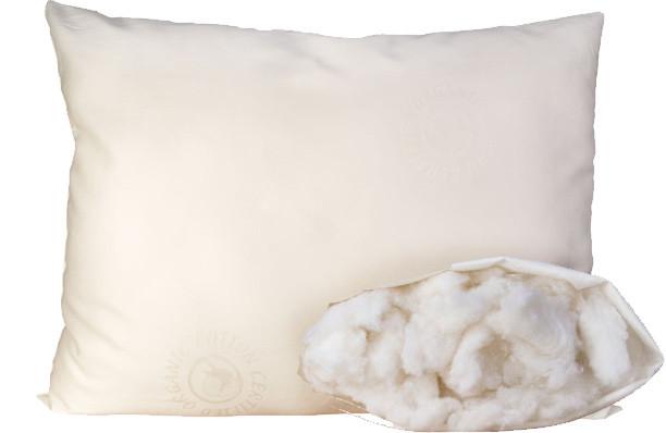 Eco Wool™ Pillow · Austin Natural Mattress