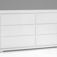 frost double dresser high gloss white mobital bedroom furniture.jpg
