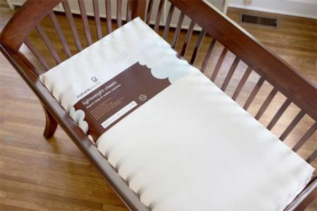no compromise organic classic lighweight baby crib mattress naturepedic crib.jpg