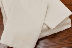 Pearl Organic Sheet Collection · Austin Natural Mattress