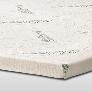 Eco Memory Foam Topper · Austin Natural Mattress