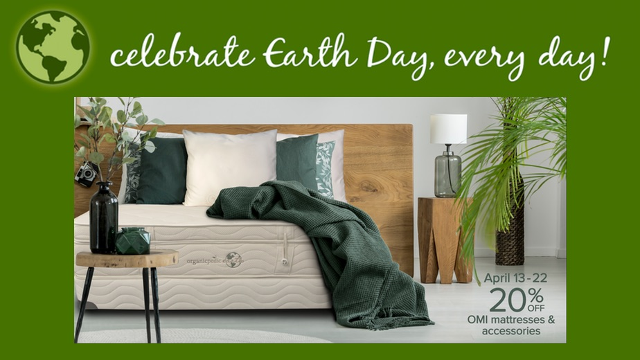 earth day omi 2018