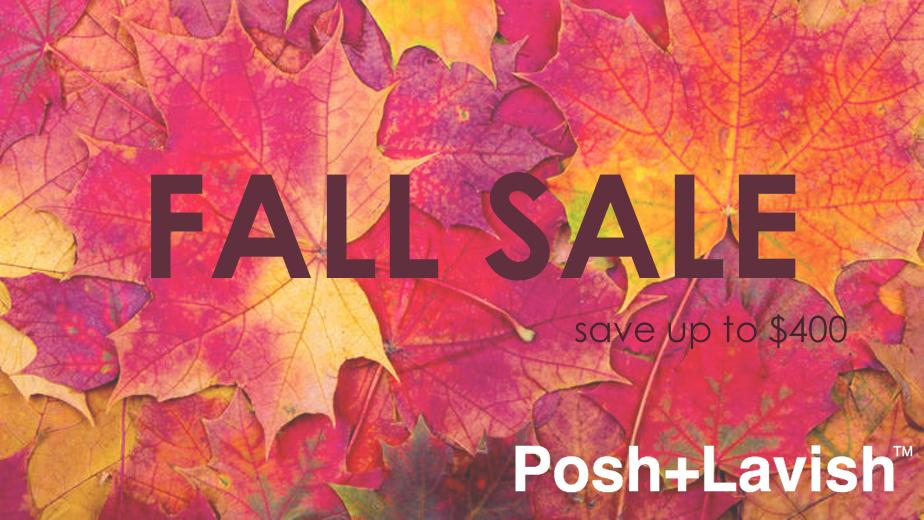 pl fall sale 2018