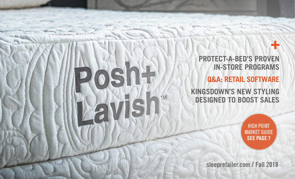 posh lavish luxury mattresses