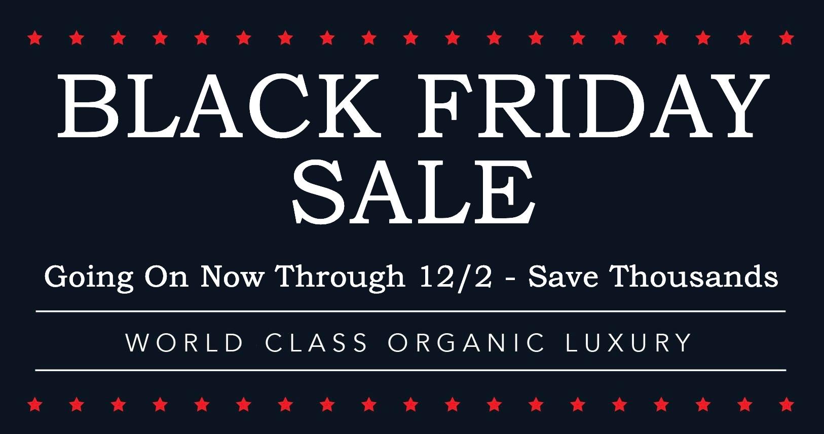 black friday sale 2020