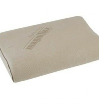 toscana cotton deluxe wave shaped pillow
